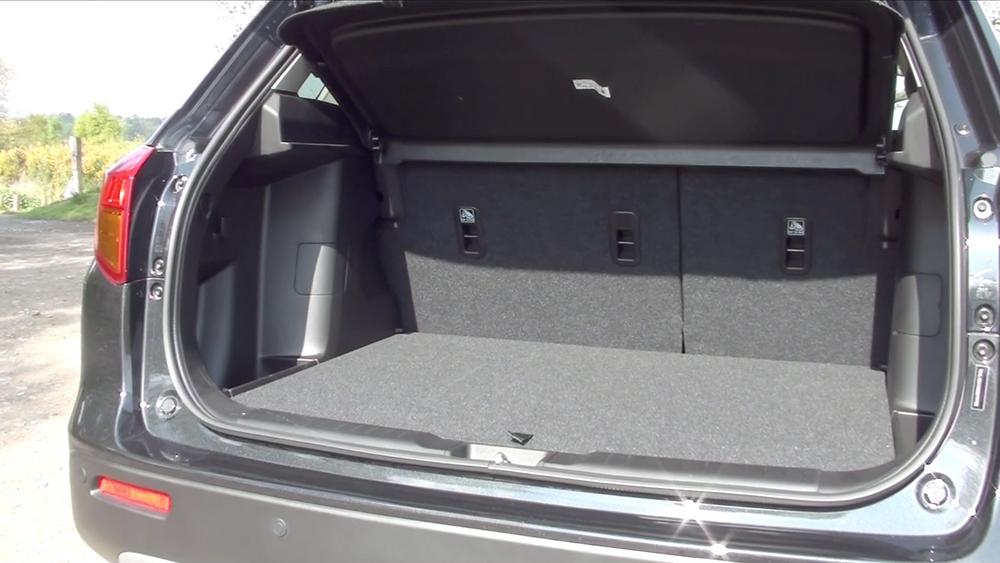 Suzuki Vitara 1.4 Boosterjet S - boot
