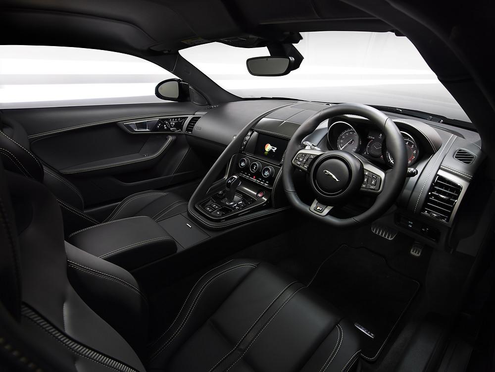 2016 Jaguar 3.0 V6 S - front