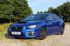 2017 Subaru WRX 2.5-litre STi Review