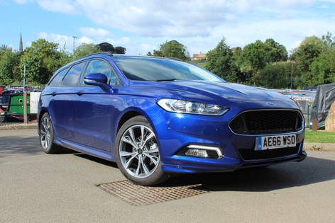 2016 Ford Mondeo Estate ST-Line Review