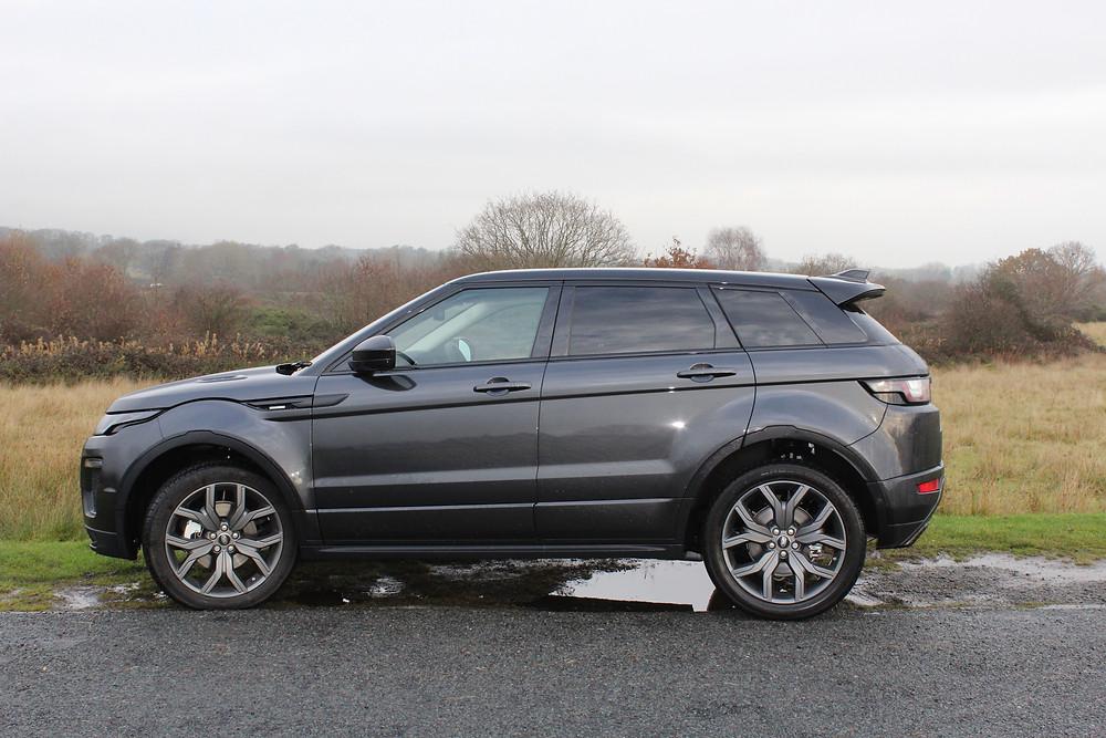 2016 Range Rover Evoque 2.0 TD4 180 Autobiography - side