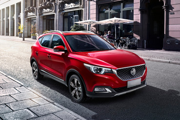 MG range goes large with XS at London Motor Show