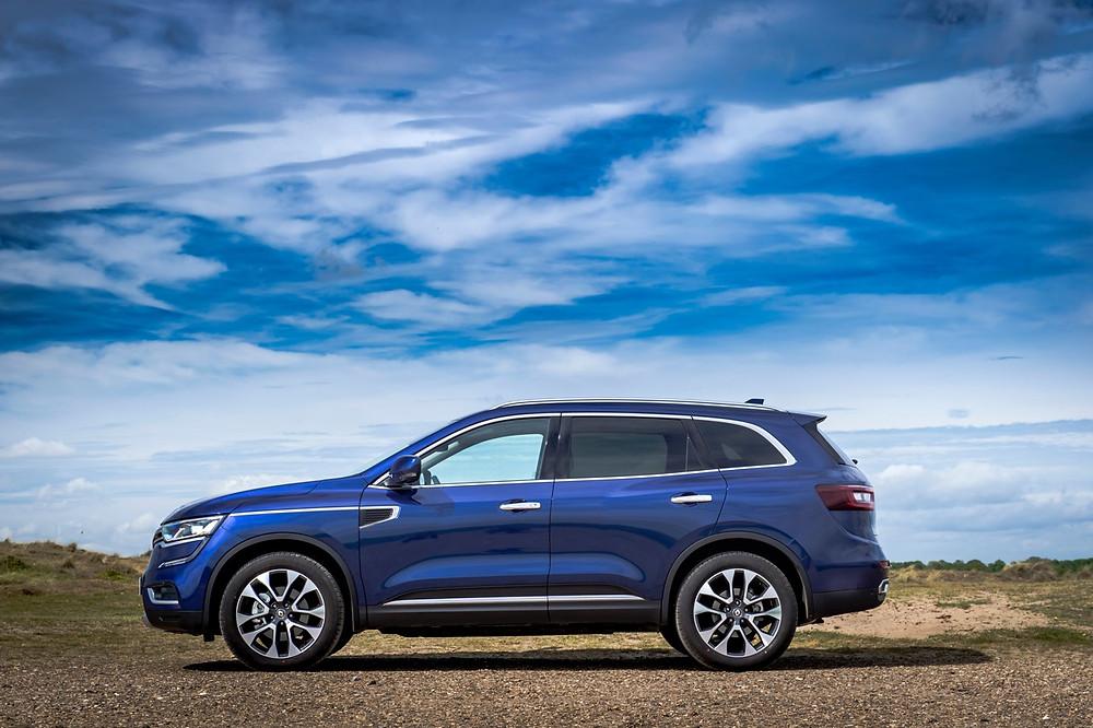 Renault Koleos - side