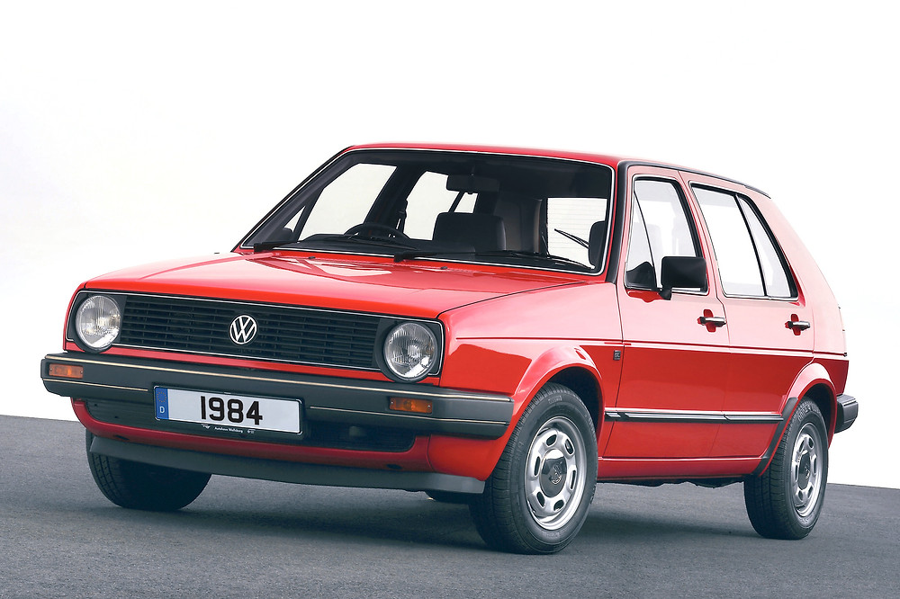 VW Golf MK II