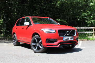 2017 Volvo XC90 T8 Twin Engine R-Design AWD Auto