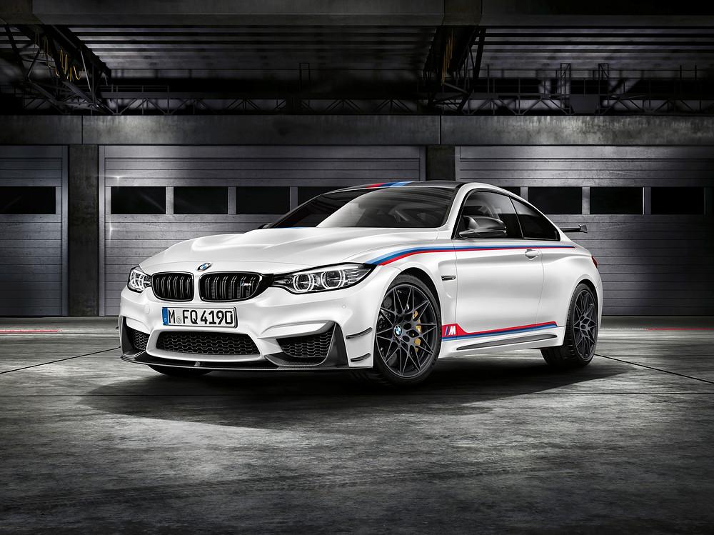 2017 BMW M4 DTM Championship Edition