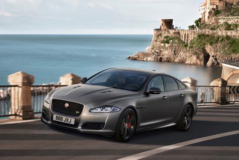 Jaguar XJ updates and XJR575 flagship unveiled