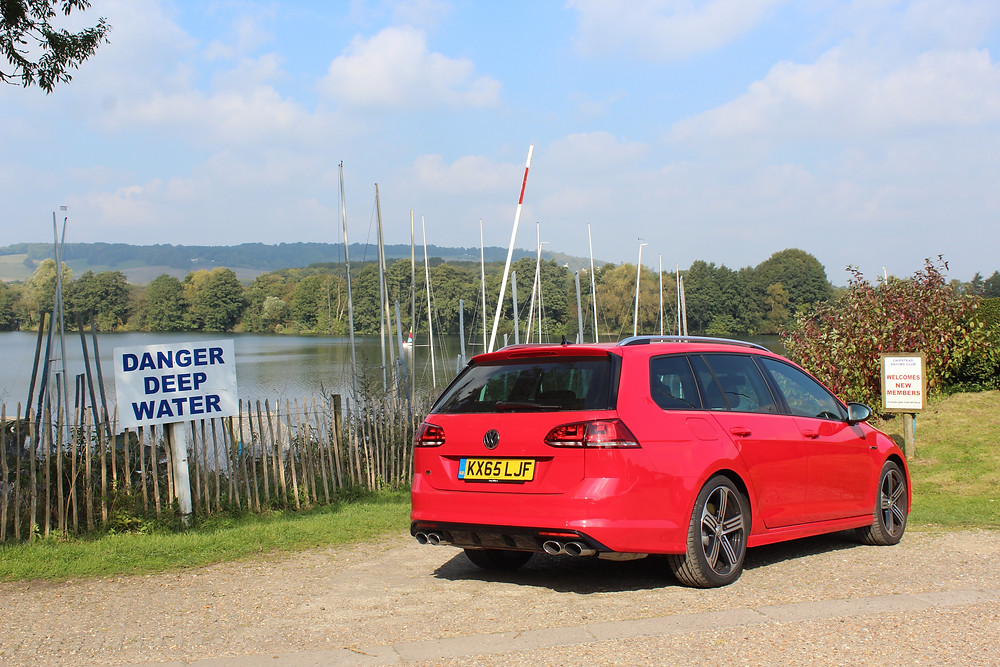2016 Volkswagen Golf R Estate 2.0 TSI DSG