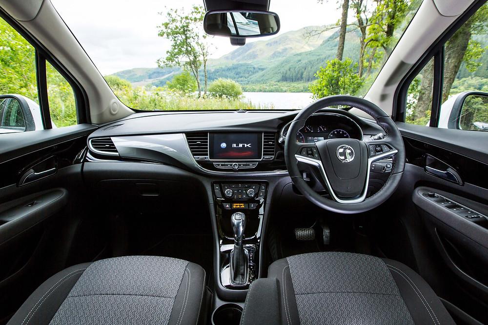 2017 Vauxhall Mokka X - inside