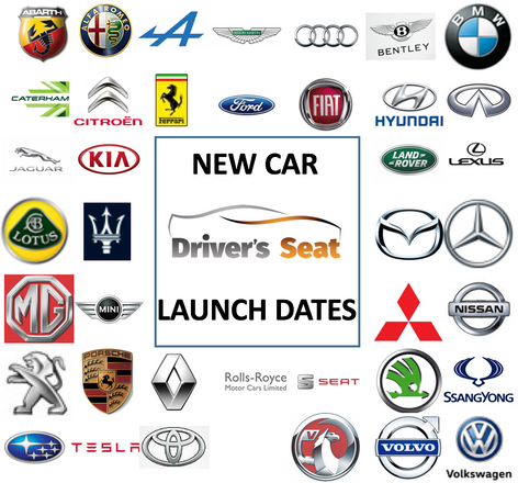 New Car Launch Dates