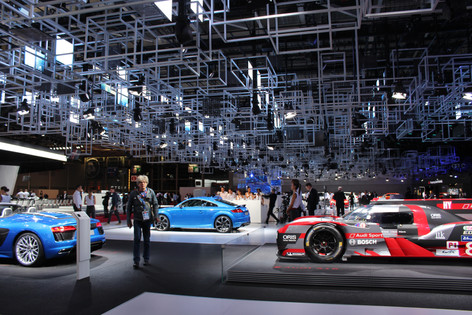 2016 Paris Motor Show Review
