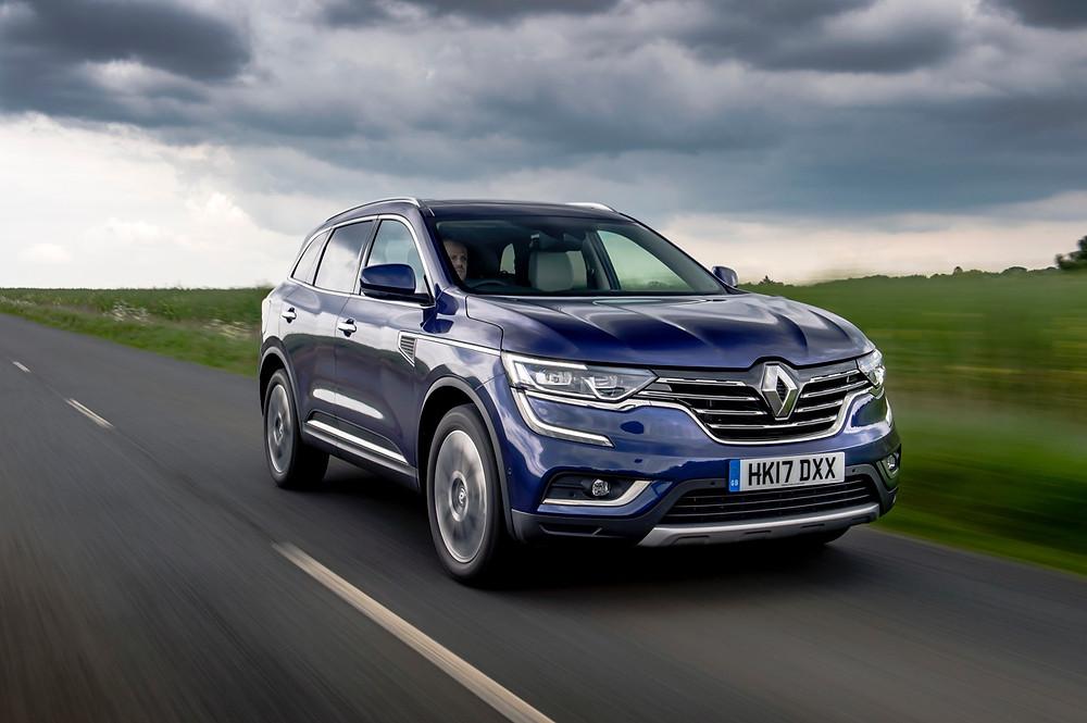 Renault Koleos - front 3/4