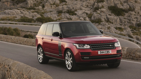 2017 Range Rover to get new engines and technology