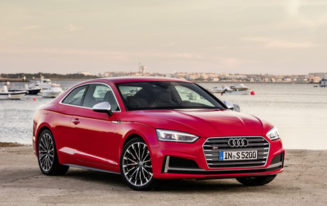 2017 Audi A5/S5 Coupe and Sportback specification and pricelist confirmed