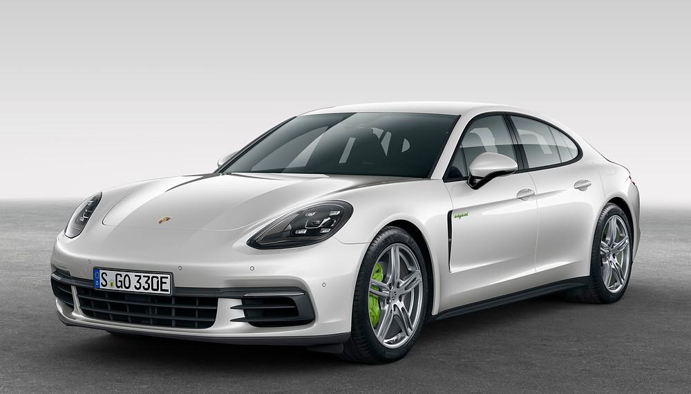 2017 Porsche Panamera E-Hybrid