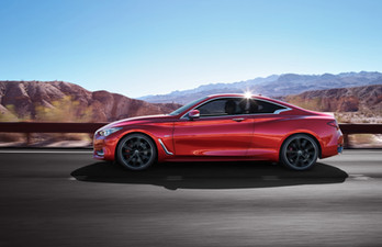 Infiniti Q60 Coupe Review