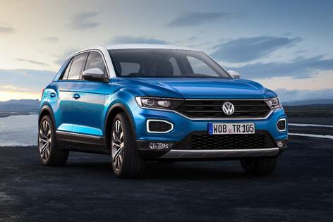 2018 Volkswagen T-Roc unveiled