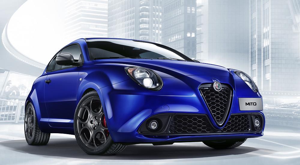 2016 Alfa Romeo Mito - front