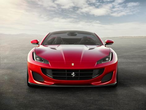2018 Ferrari Portofino replaces California T