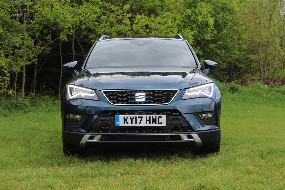 SEAT Ateca EXCELLENCE - front