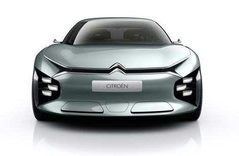 Citroen CXPERIENCE CONCEPT to star at the Paris Motor Show