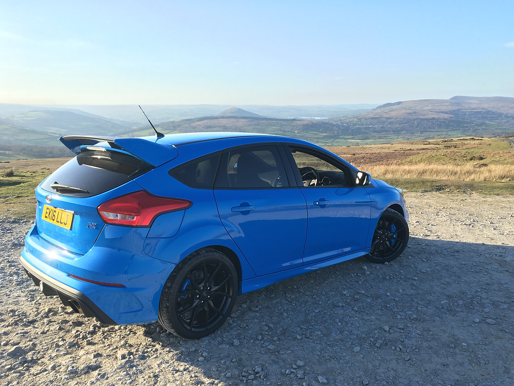 2016 Ford Focus RS Mountune