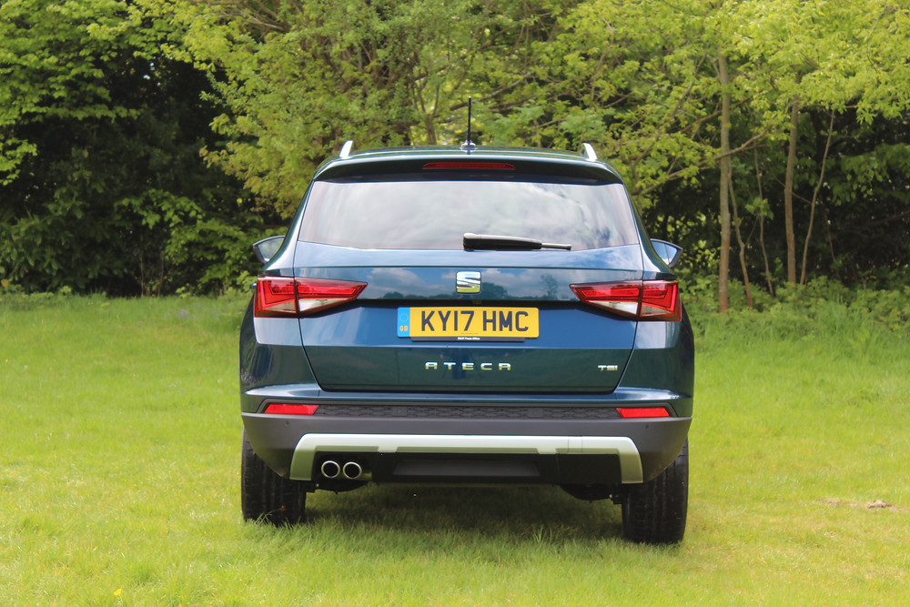 SEAT Ateca EXCELLENCE - rear