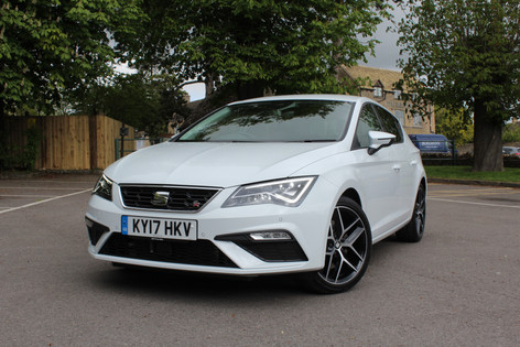 2017 SEAT Leon 5dr 2.0 TDI 184PS DSG FR Technology Review