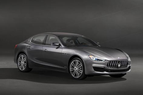 2018 Maserati Ghibli GranLusso unveiled