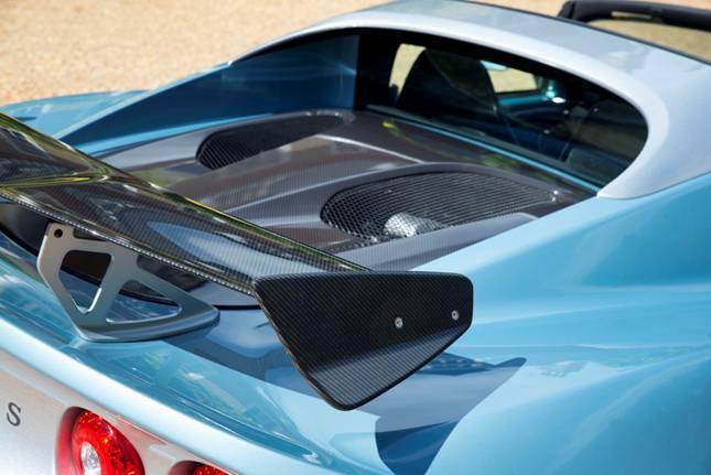 Lotus Elise 250 Special Edition spoiler