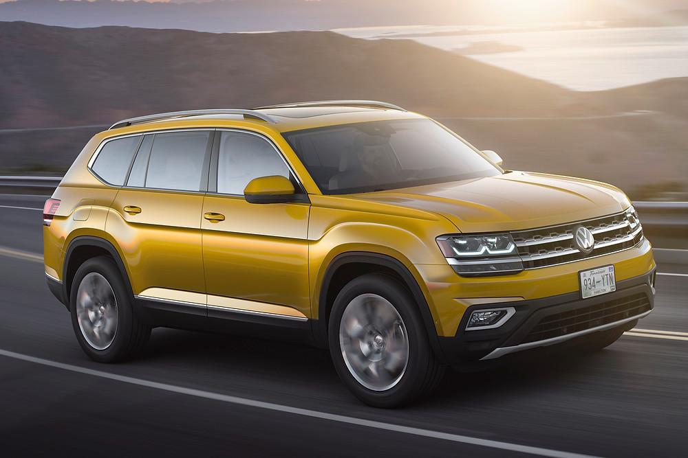 2017 Volkswagen Atlas