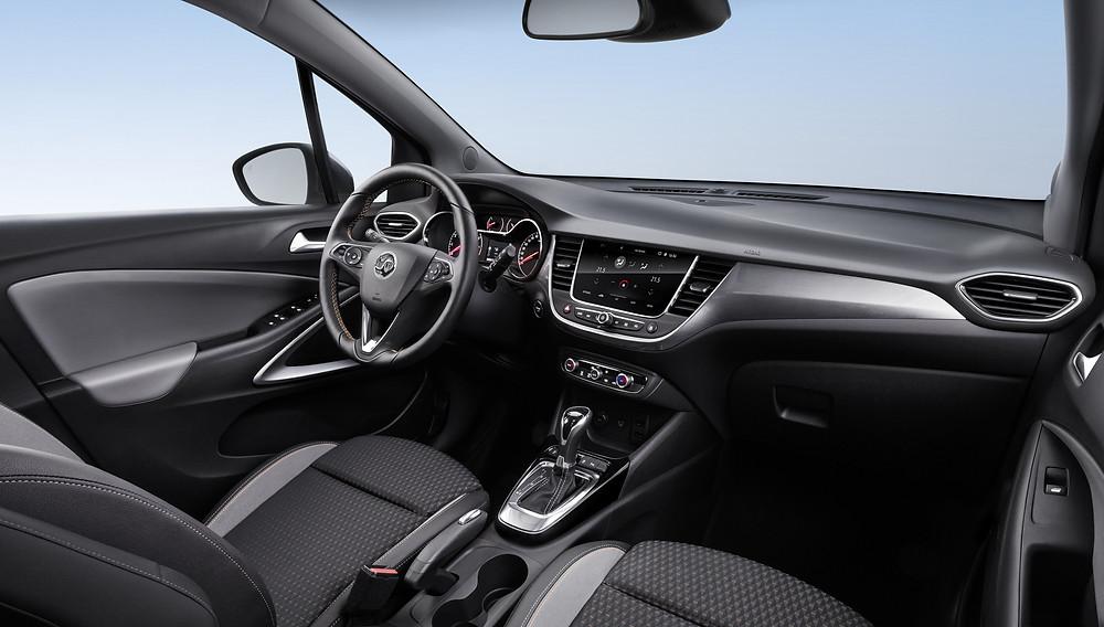 2017 Vauxhall Crossland X - interior