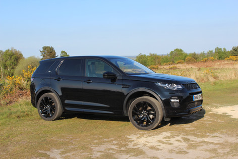2017 Land Rover Discovery Sport TD4 HSE Luxury Dynamic Review