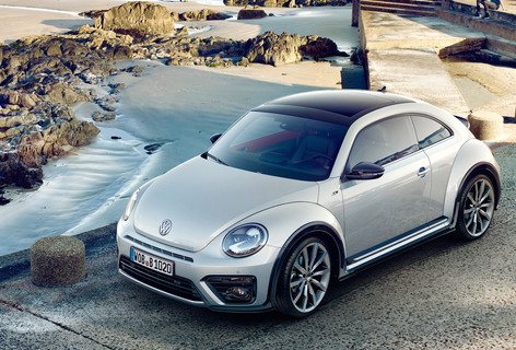 2017 VW Beetle coupe and cabriolet details announced