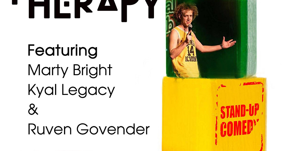 'Block Therapy' ~ Comedy at The Gollan!