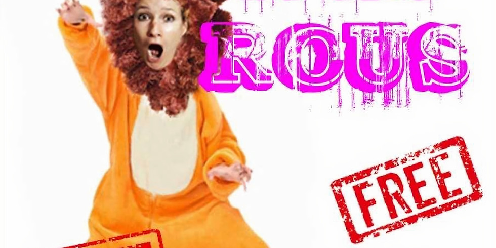 Roaring at the Rous, Open Mic Comedy Show (1)