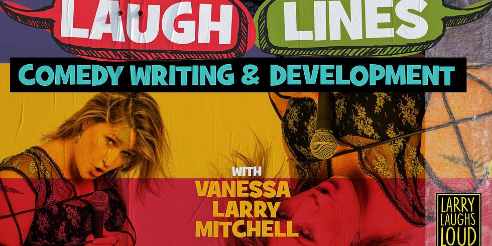 Laugh Lines - Comedy Writing & Development workshop