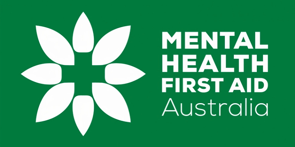 Mental Health First Aid YOUTH