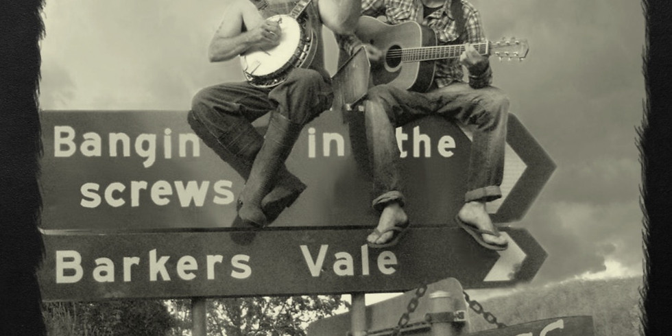 Kyogle Comedy PLUS music from The Barkers Vale Brothers!