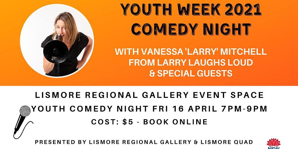 Youth Week - Performance Night!