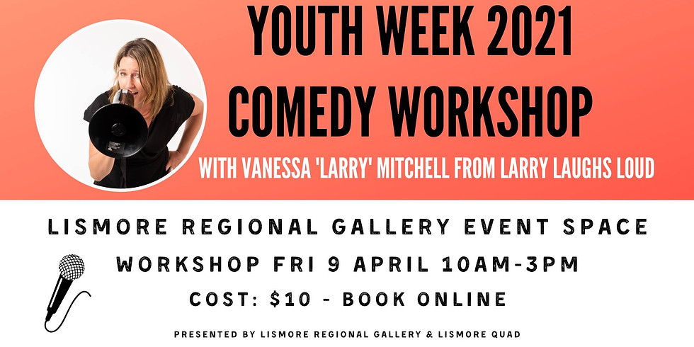 Comedy Writing Workshop - for TEENS!