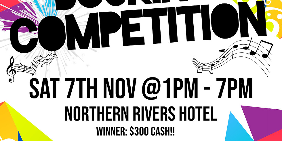 Busking Competition!
