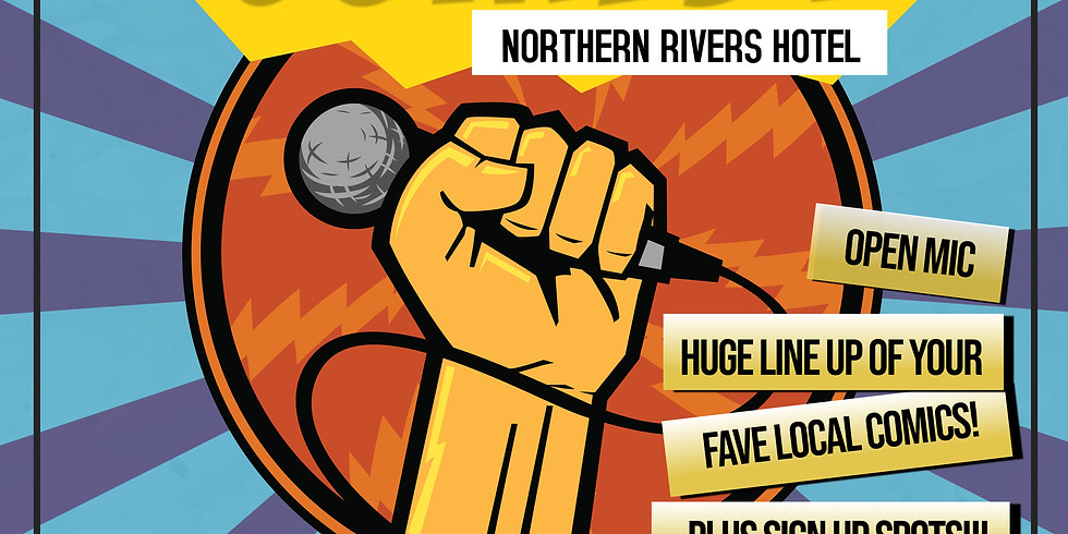 Open Mic at The Northern Rivers Hotel!