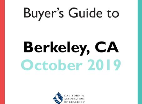 Home buyers guide to Berkeley - October 2019