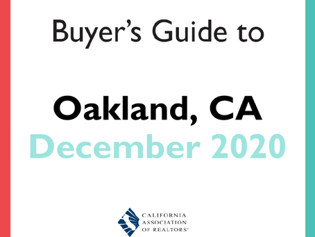 Oakland Buyer's Guide - December 2020