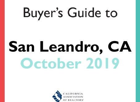 Home buyers guide to San Leandro