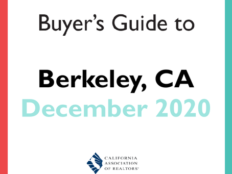 Berkeley Buyer's Guide - December 2020