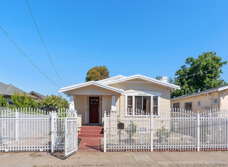Just Listed in Oakland! - 1451 78th Ave