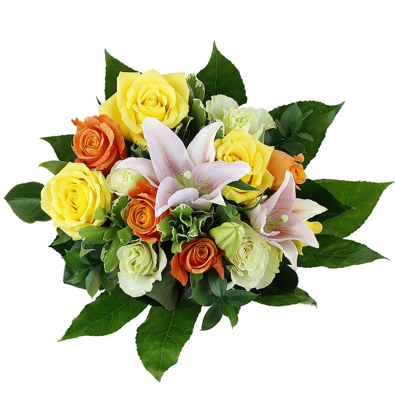 Dozen Rose Lily #2