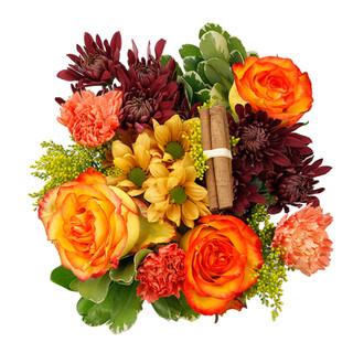 Cinnamon Mixed Bouquet Natural